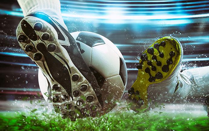 足球赛况报道
